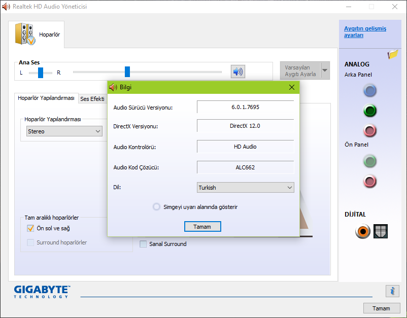download realtek audio driver for windows 10