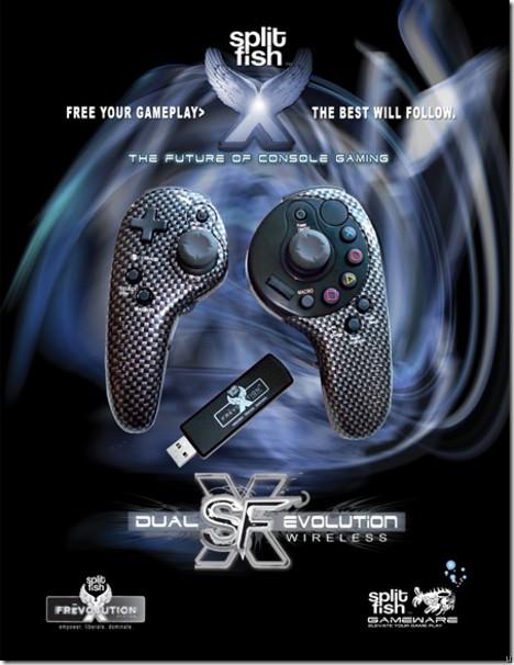SplitFish Gameware - Elevate your Gameplay