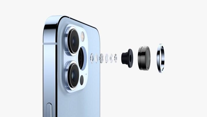 iPhone 13 Pro Max kamerası
