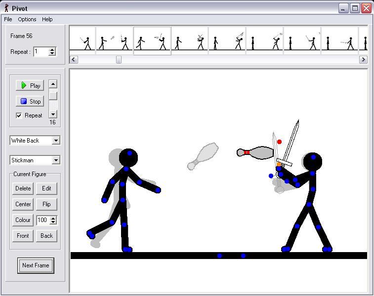 Как создавать свои анимации картинок