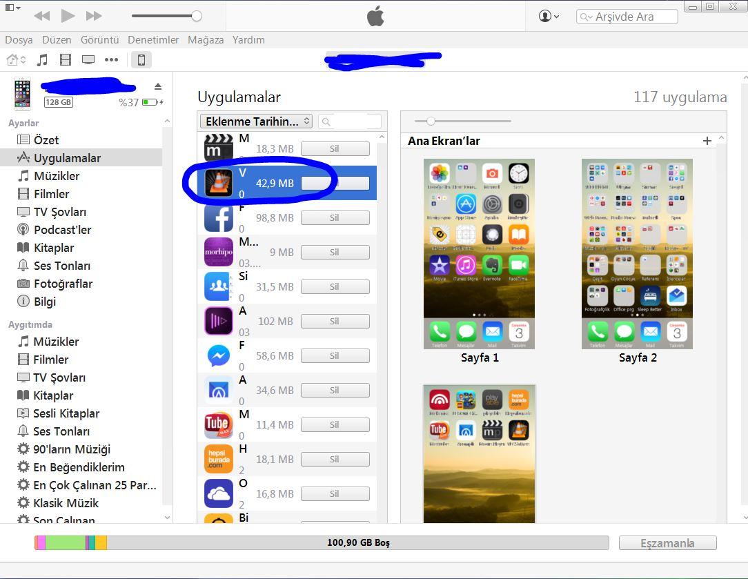 AVPlayer ile filmlerinizi dönüştürmeden iPhone'unuza atın…