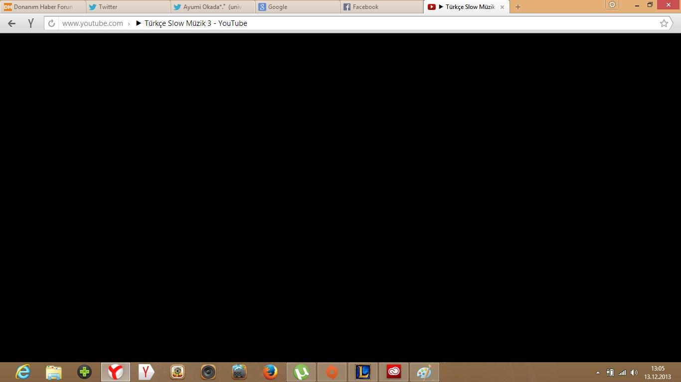 Почему на ютубе не показывает видео черный экран