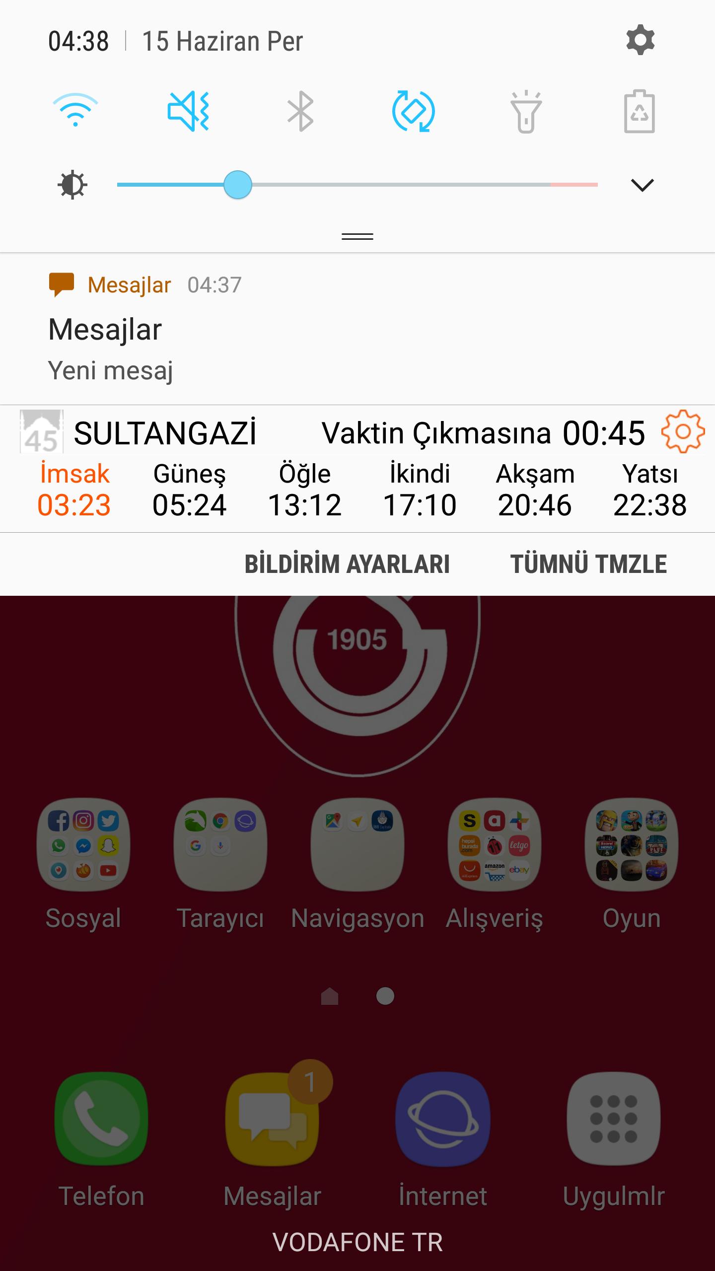 whatsapp önizleme kapatma