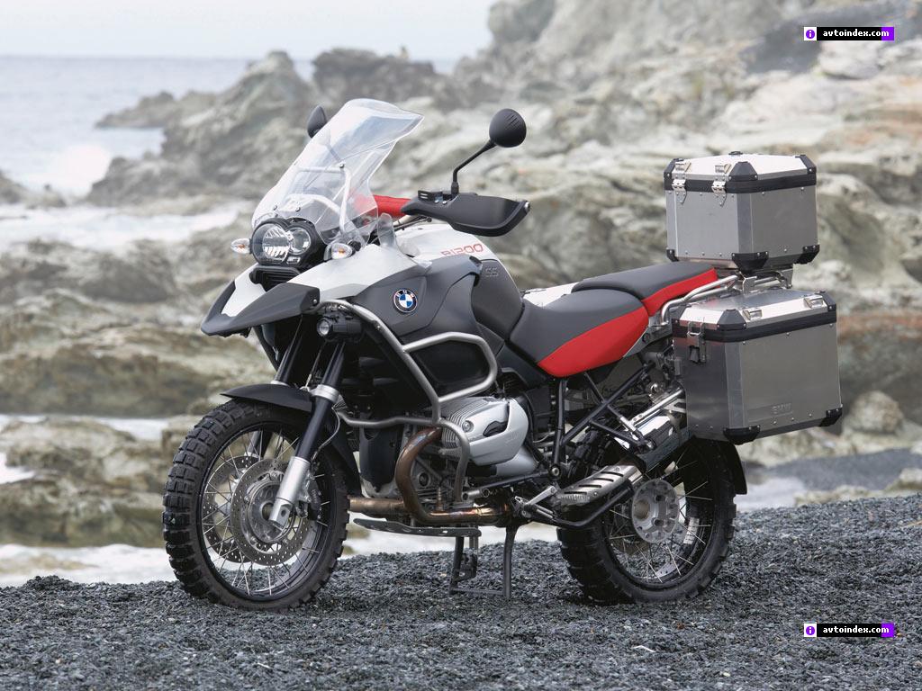 Мотоцикл БМВ 1200 гс #3