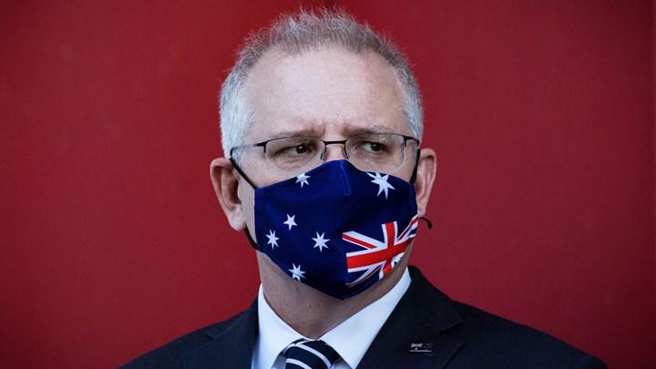 Scott Morrison ülkenin iklim hedeflerini duyurdu