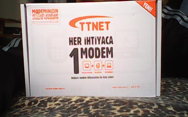 Satılık ZTE ZXHN H108N Kablosuz Adsl Modem » Sayfa 1 - 1