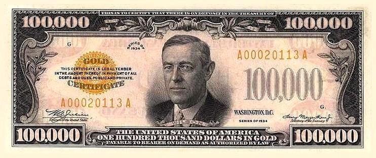 yüzbin dolar ile ilgili görsel sonucu
