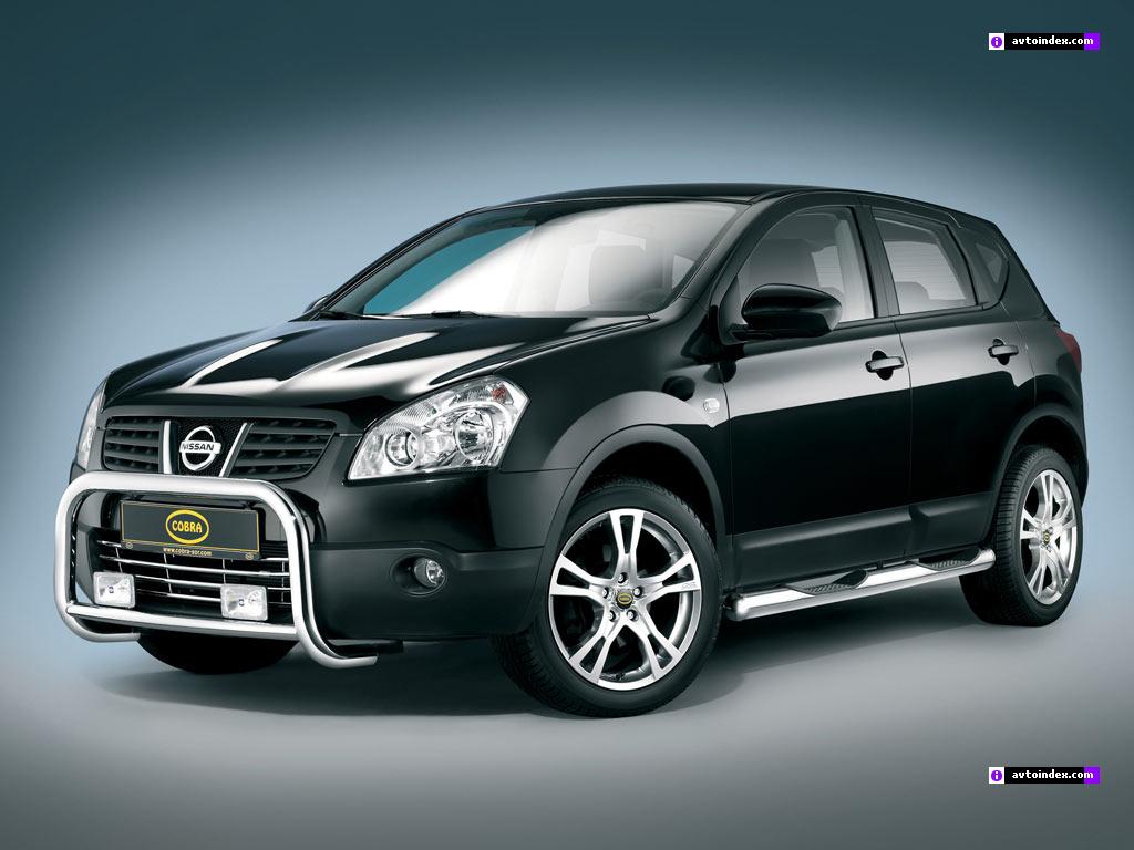 Nissan Qashqai Cobra Edition » Sayfa 1 - 1
