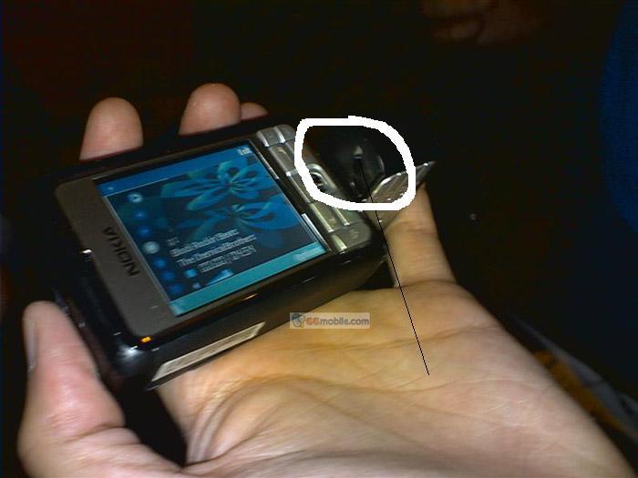 Легендарный Nokia 3250.