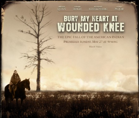 summary of bury my heart and wounded knee