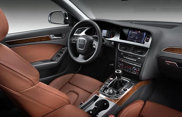 Audi A4 Hakkinda HerŞey