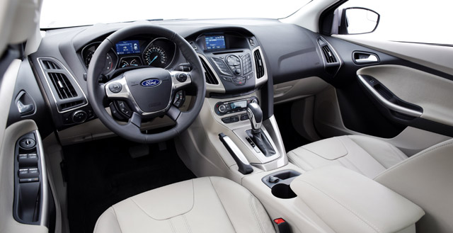 Фото отчет по шумоизоляции Ford Focus (Форд Фокус)...