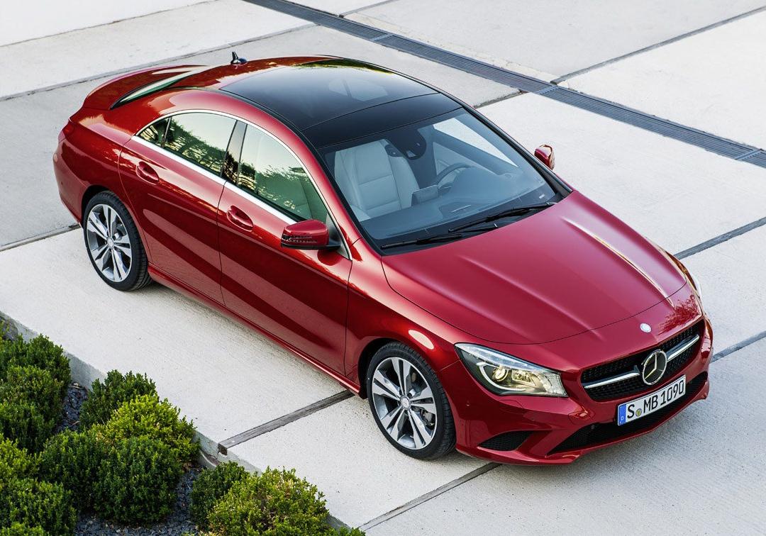 Mercedes cla 39 da 1 5 d zel motor 180 cdi sayfa 1 8 for Red mercedes benz cla