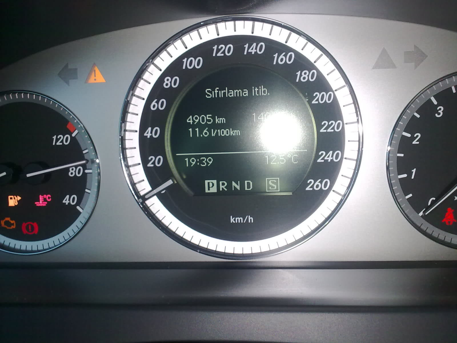 2009 mercedes c180k 10000km ye yaklasirken kisa testİm ve yakit
