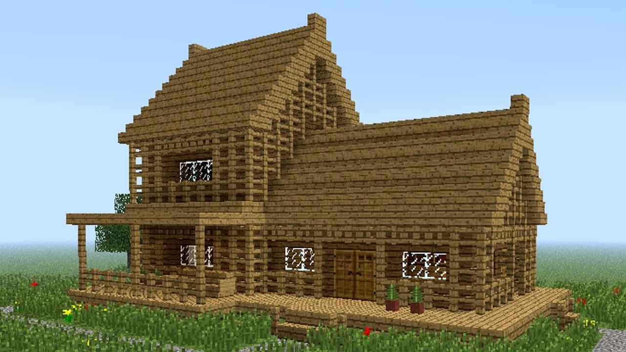 Minecraft Ev şekilleri 246 Nerme