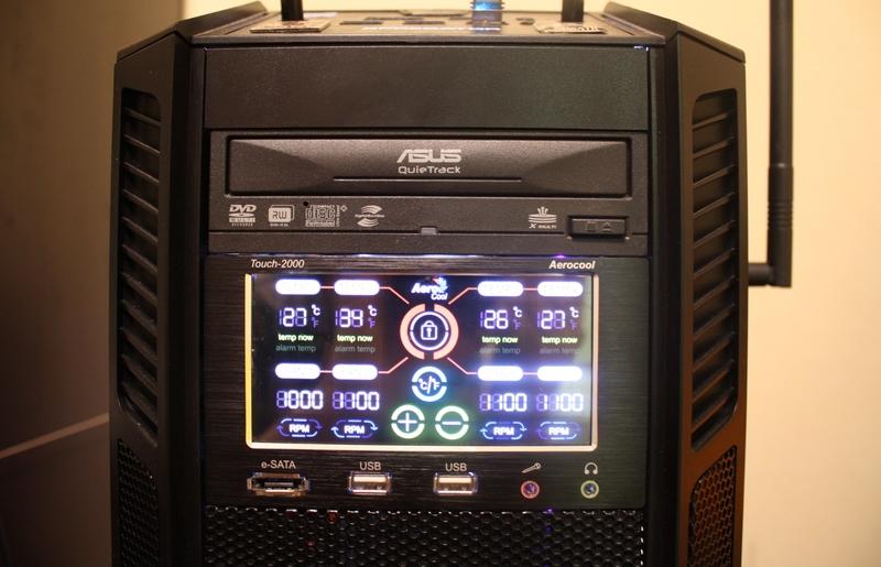 pc fan kontrol paneli