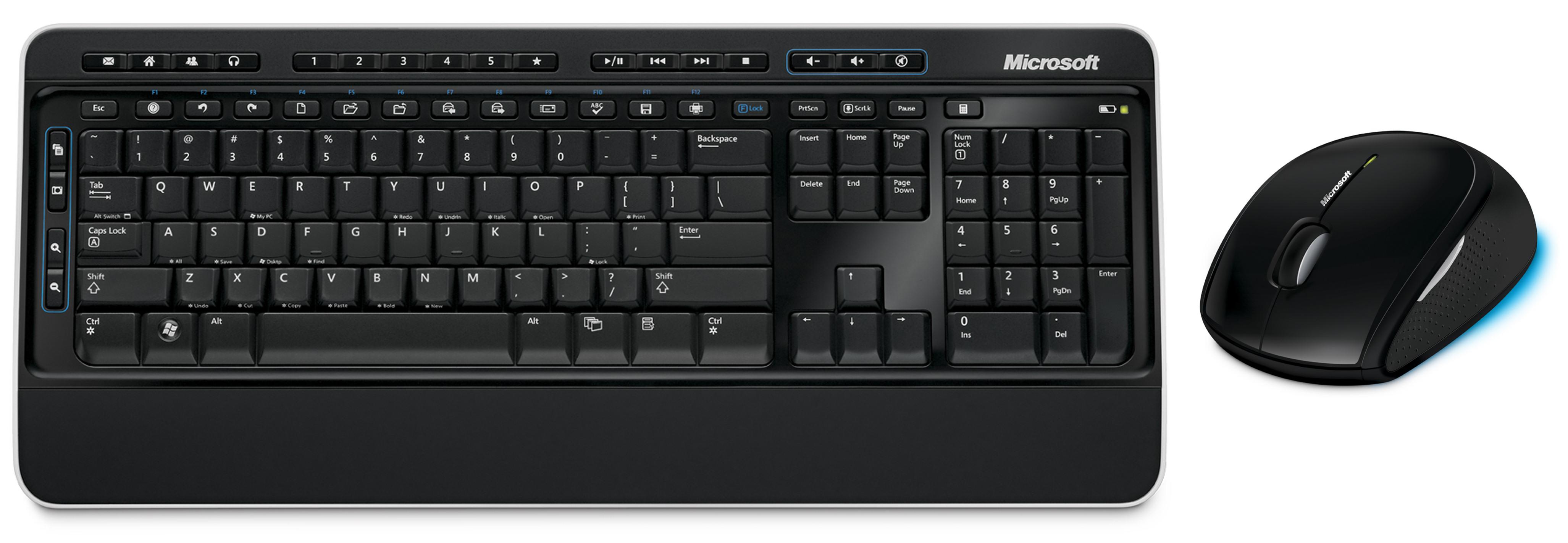 Microsoft Wireless Desktop 3000 Alıcısını Arıyorum