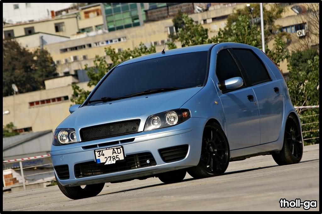 2003 2006 Modeller Arası Fiat Punto Kul 252 B 252