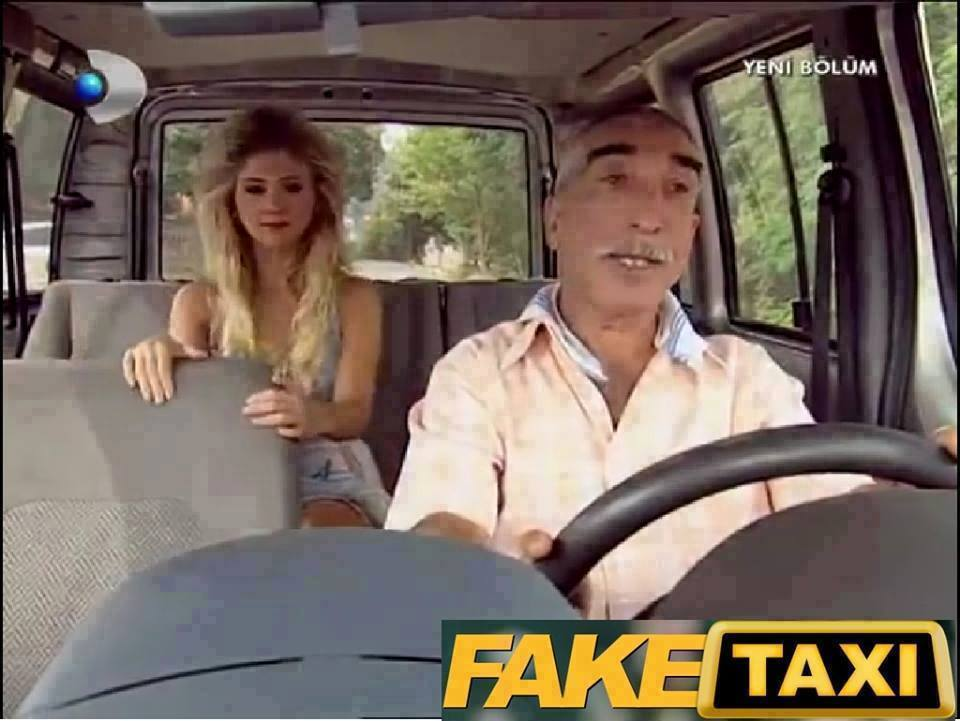 fake taxie
