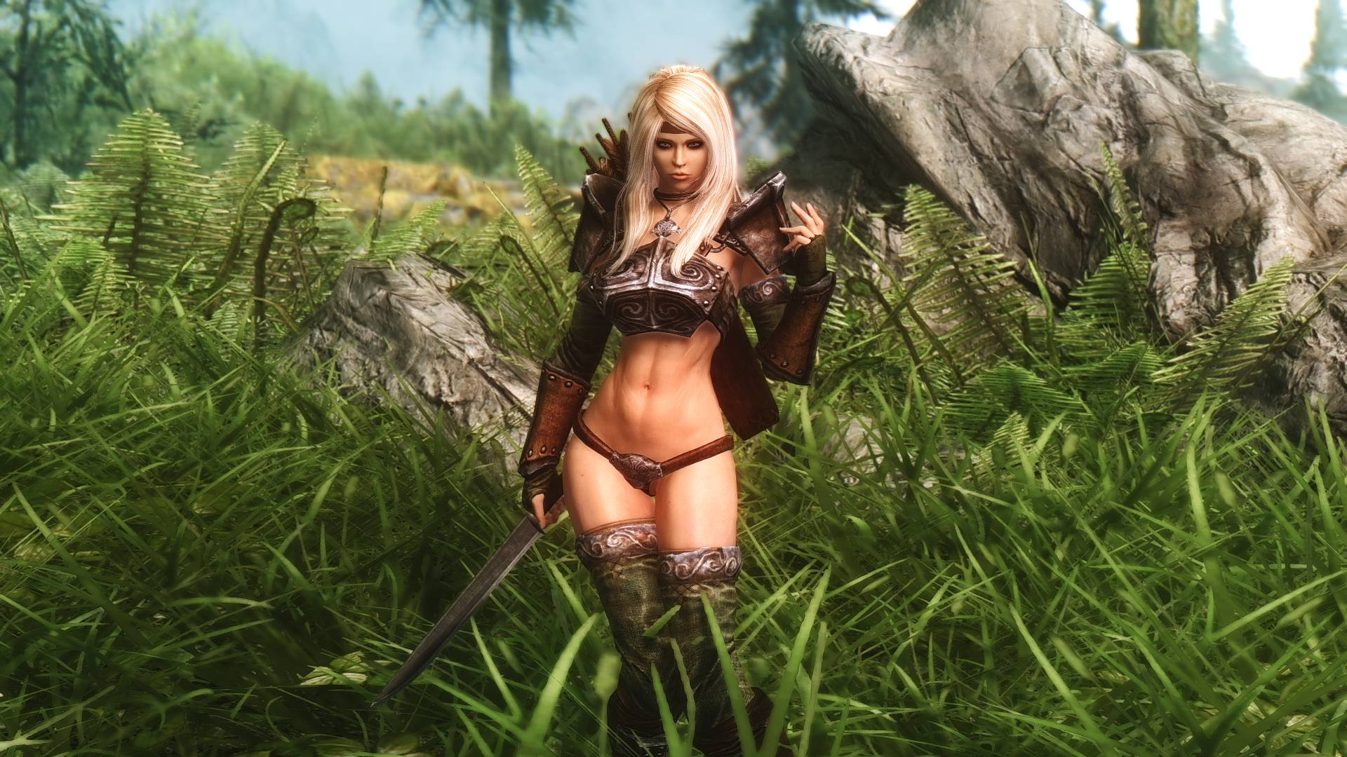 Morrowind mod female topless hentai gallery