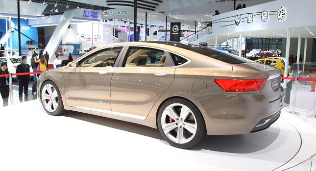 Volvo İmzalı Geely'ler 2015'te Geliyor. » Sayfa 1 - 3