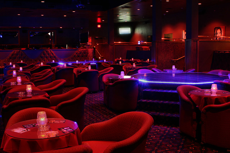 Does this gentleman's club have the sexiest strippers on the planet