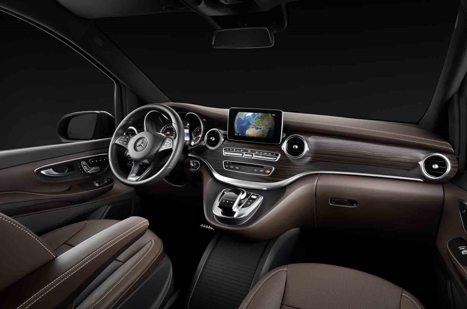 Interieur mercedes  Hususi Otomobil Ruhsatlı - Mercedes Vito 2.2 CDI