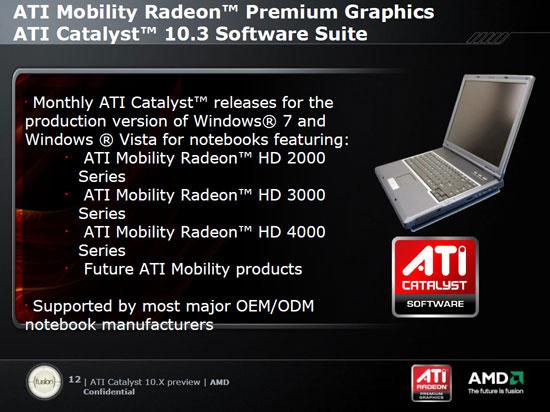 Скачать драйвер ati radeon premium graphics