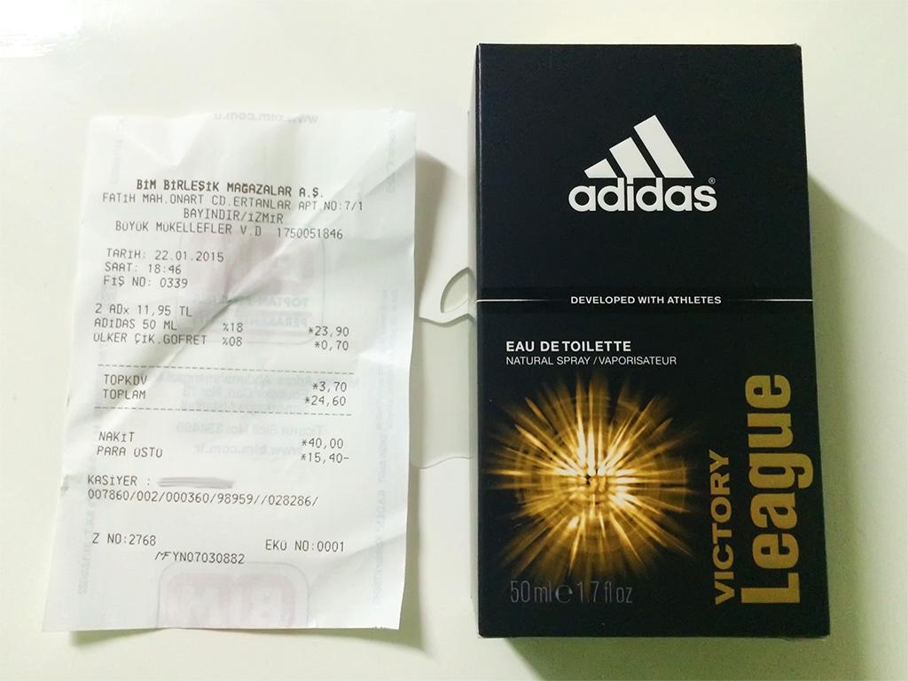 Bim 50 Ml Adidas Parfüm Sayfa 1 5
