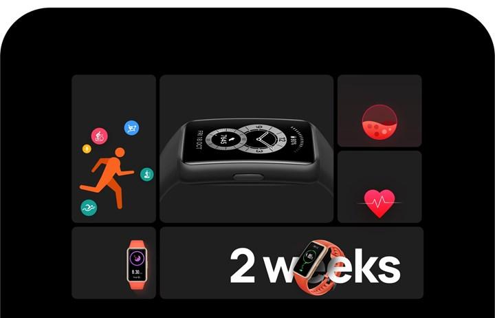 Huawei Band 6 özellikleri