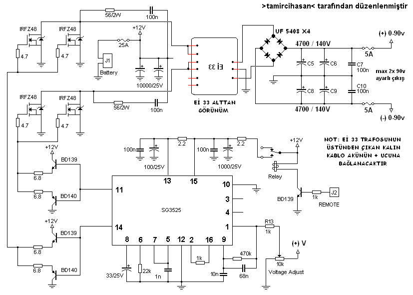 Outstanding Smps 600w Gift - Schematic Diagram Series Circuit ...