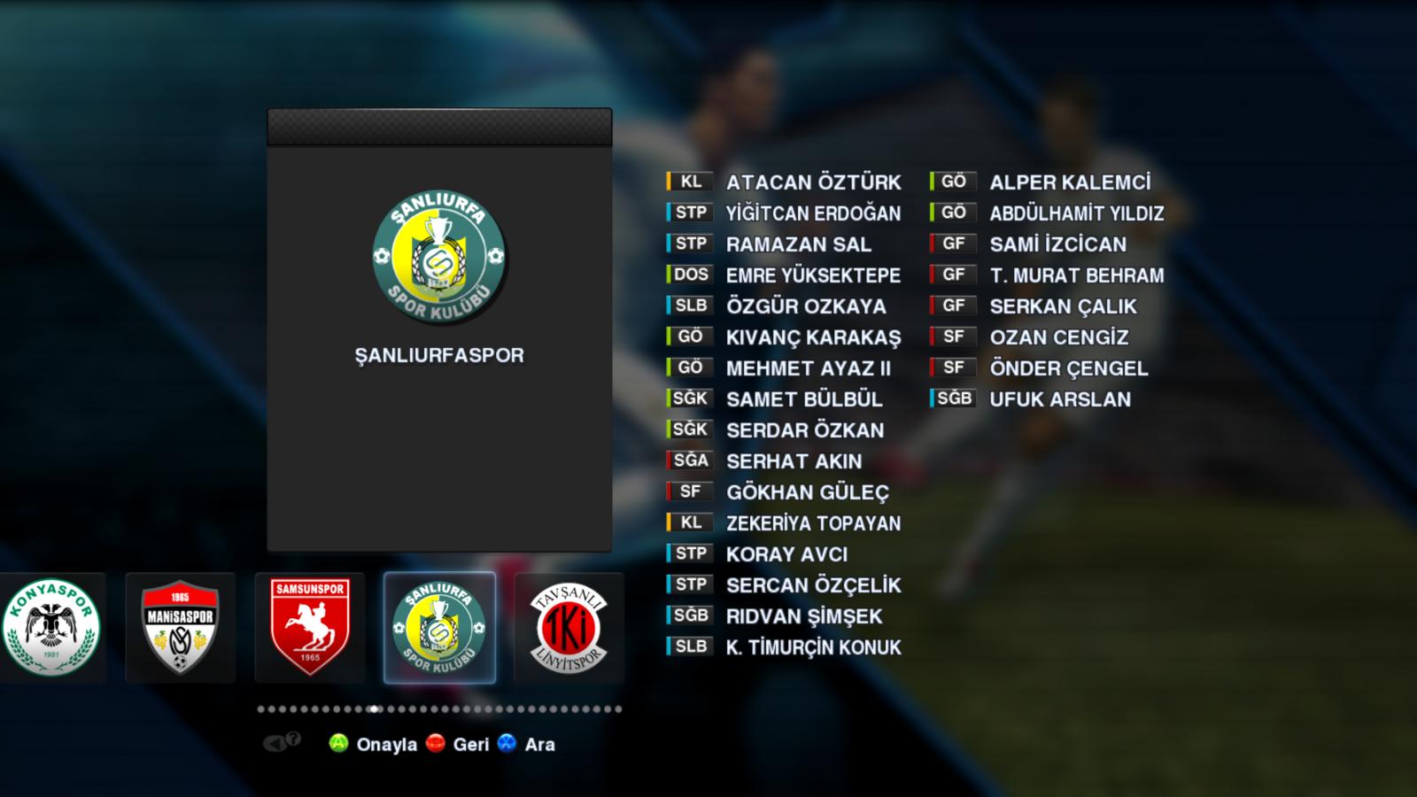 TГјrkei 1. Liga
