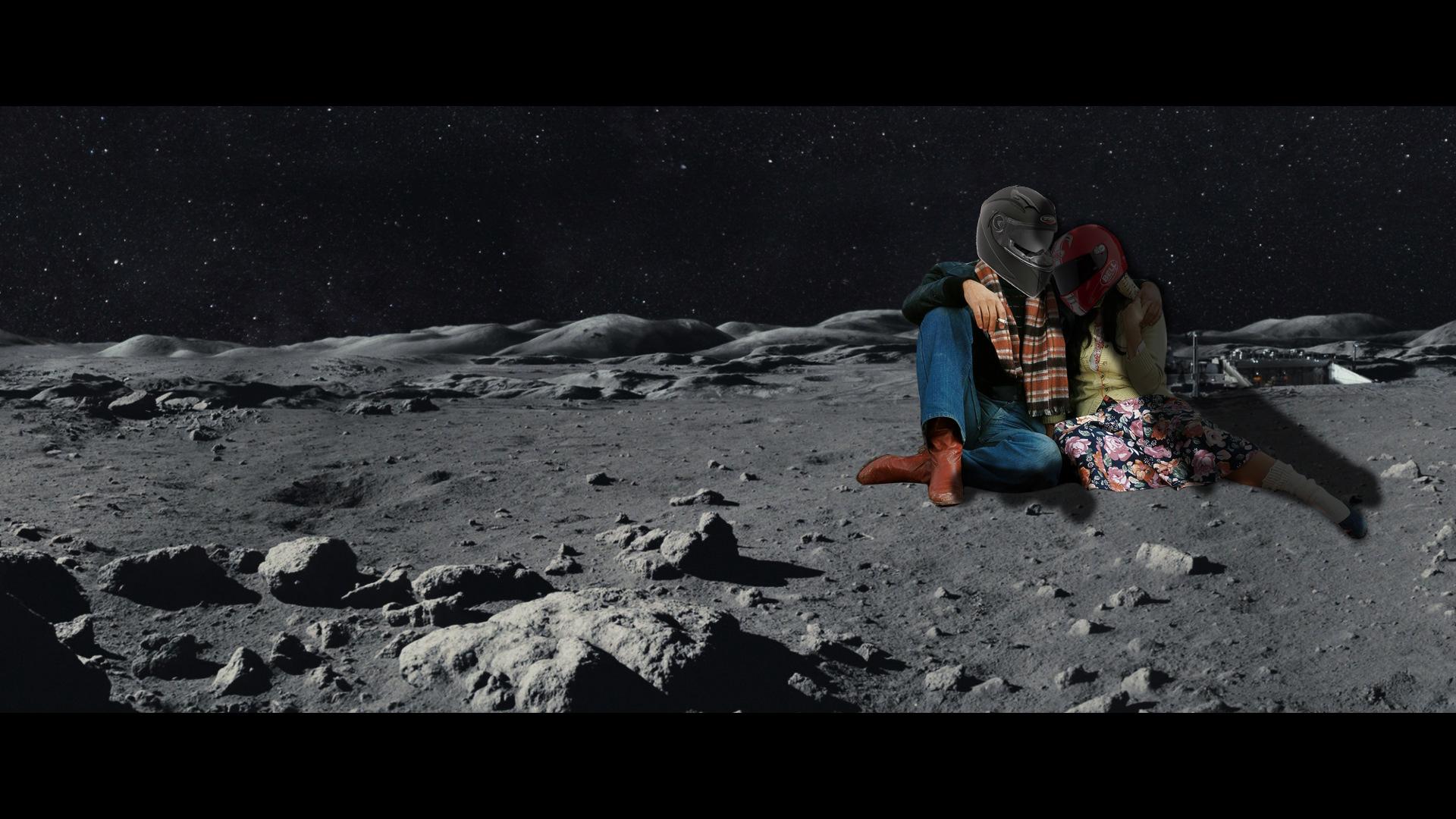 Як я на місяці відпочивав фото 11 фотография