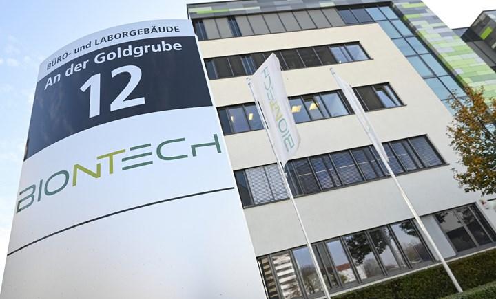 Biontech şirketi