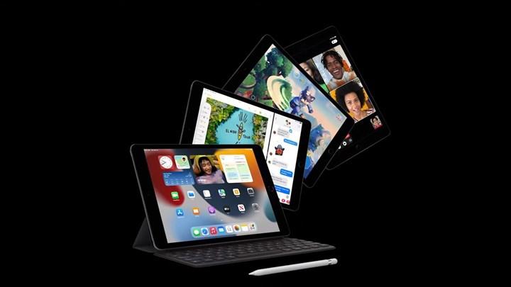 iPad 9 tanıtıldı