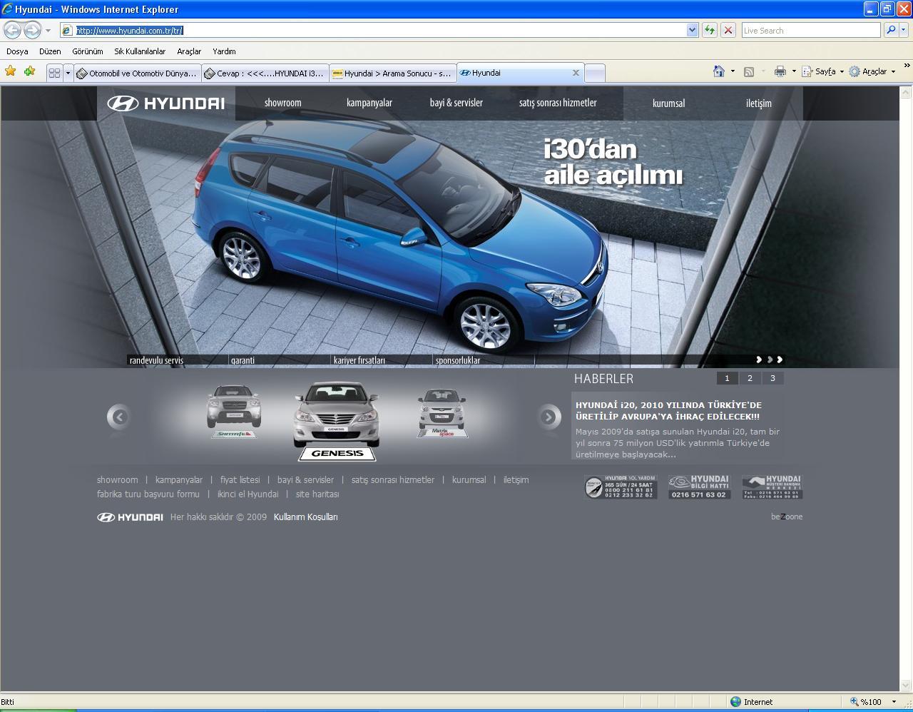 Hyundai I30 Kulübü112 üye Sayfa 333 546