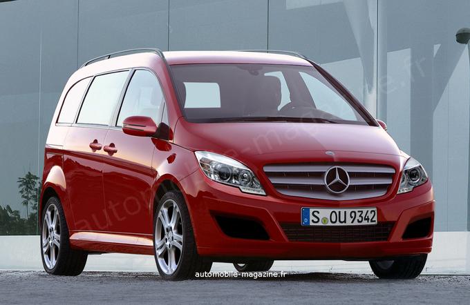 Mercedes benz vaneo kullanicilari kul b - Voiture avec portes laterales coulissantes ...