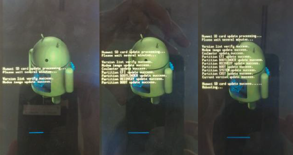 Recover blank sd card android
