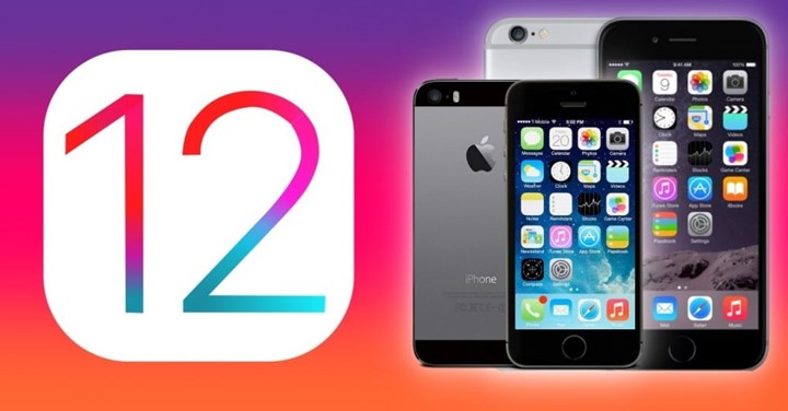 iOS 12.5.5 güncellemesi
