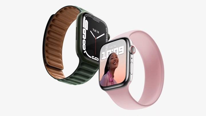 Apple Watch 7 tasarımı