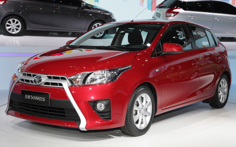 Toyota Yaris — Wikipédia