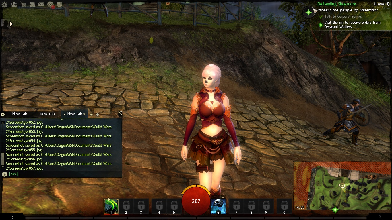 Guild wars 2 sex fucked chick