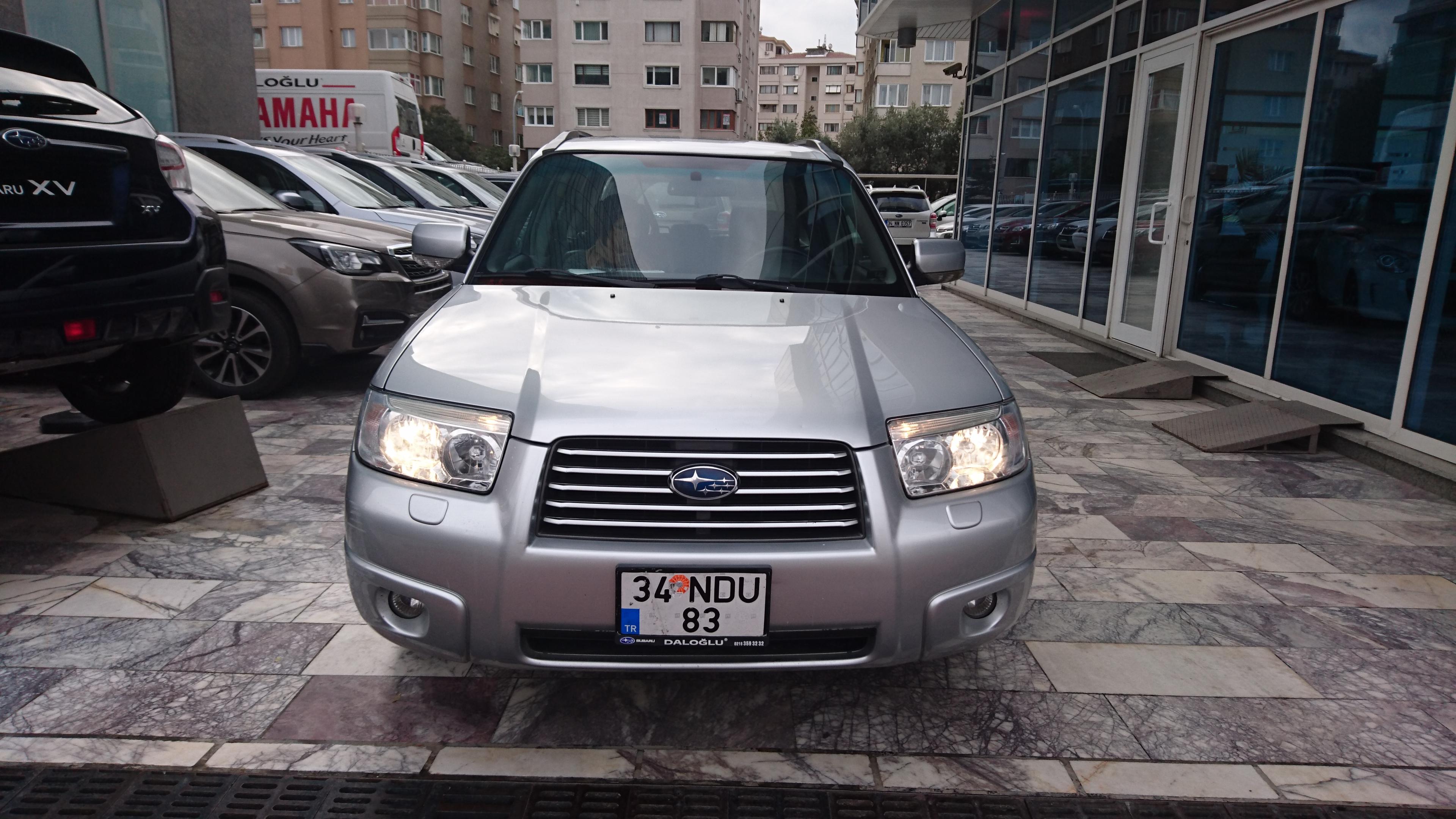 Subaru Forester (2007): sahiplerinin özellikleri ve yorumları