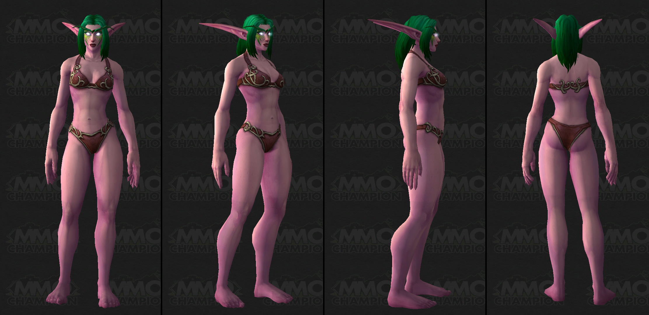 Night elf feet adult movies