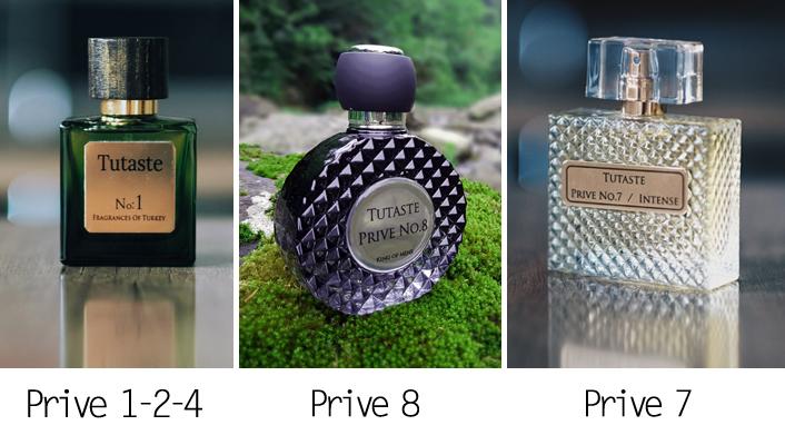 Açık Parfümde Orijinal Notalar Tutaste Maximum Kalite