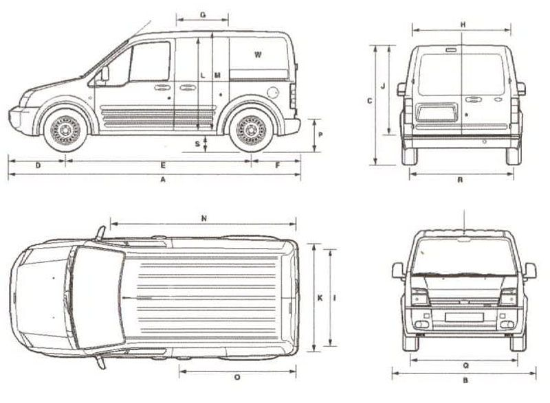 ford transit connect cargo dimensions. Black Bedroom Furniture Sets. Home Design Ideas