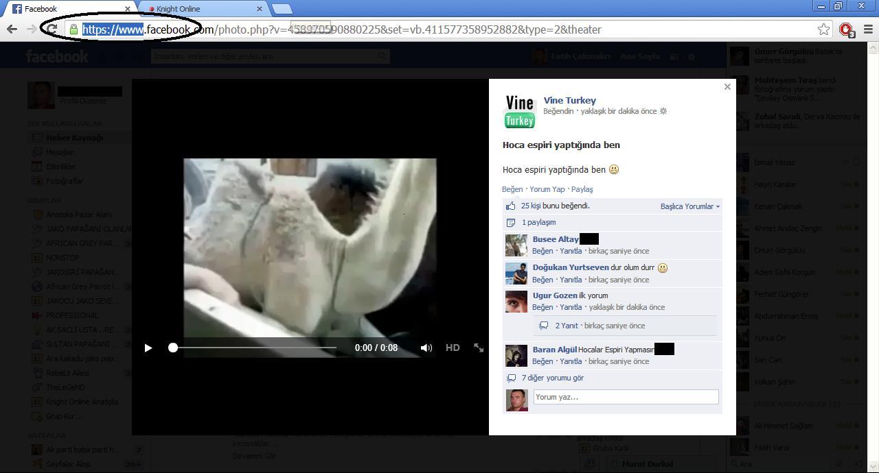 facebook tan video indirme programları
