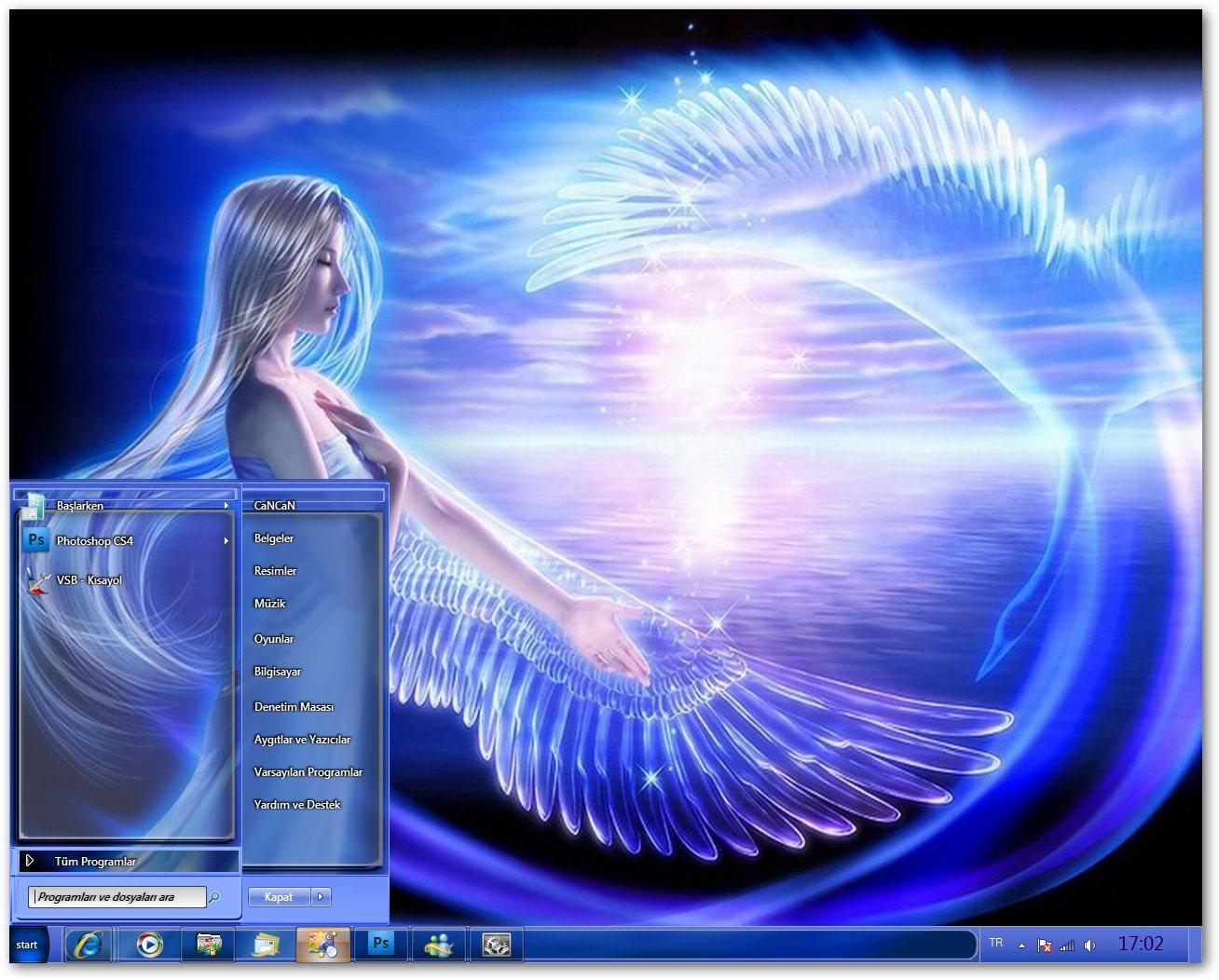 Голубой ангел лейла