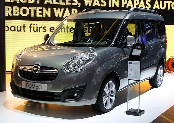 2012 Opel Combo Exterior 17 000euro Satilmaya Baslanmis