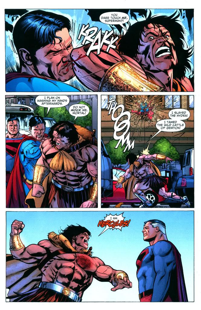 hercules vs superman - 665×1024